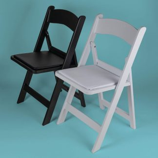 americana chair wholesale - White and Black