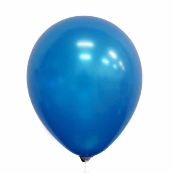 30cm Metallic Balloons helium quality 2.8gm