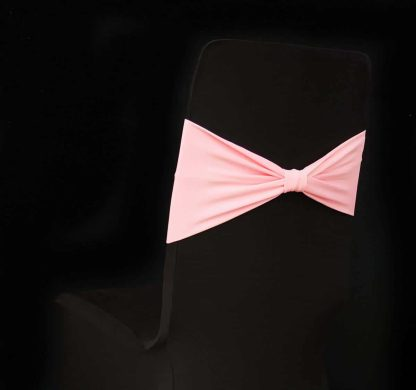 Bow Tie Chair Bands