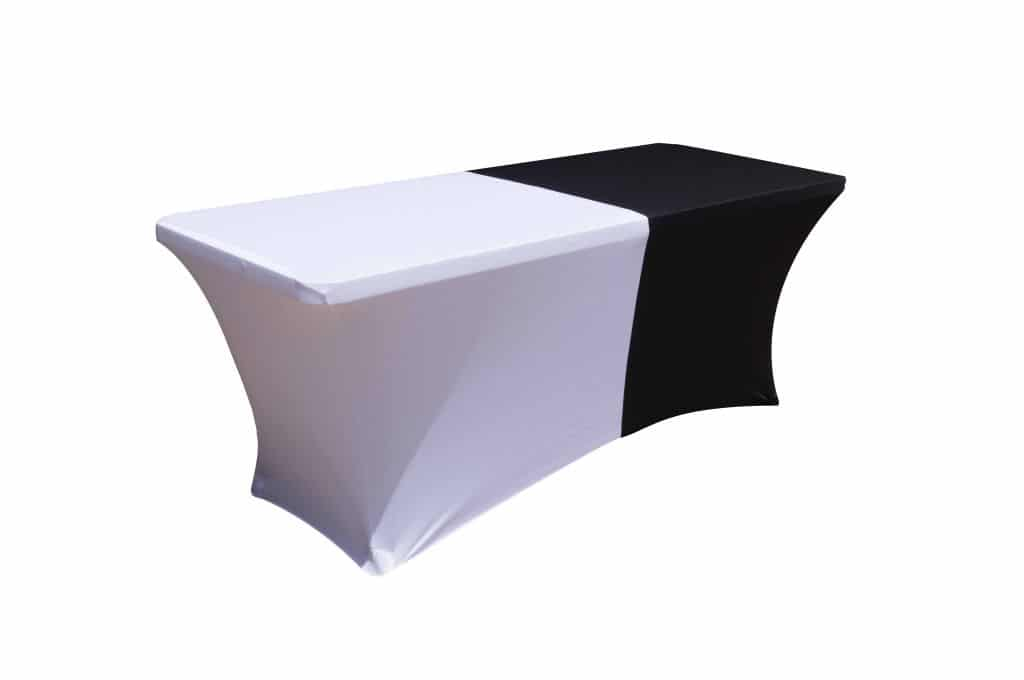 Spandex Trestle Table Cover Multi Colour Show Your True