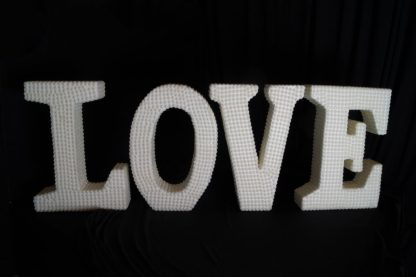 45cm Love Letters