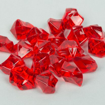 Crystal Scatters - Red