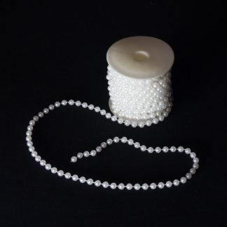 8mm Acrylic Pearl Garland String