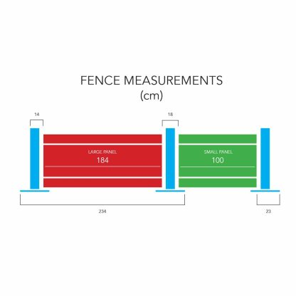 Event Picket Fencing
