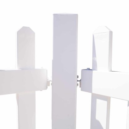 Event Picket Fencing right angle