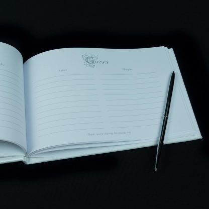 Wedding Accessory set - Guest Book