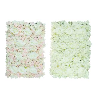 Rose Flower Wall Panels Menu