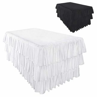 3 Tier Table Cloth - Menu