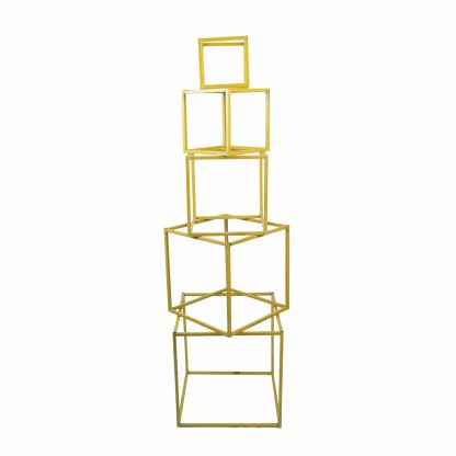 Cube Prop Set - Gold