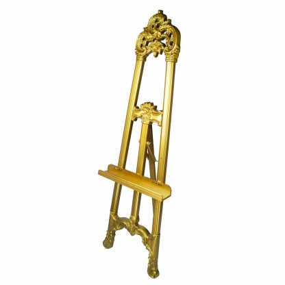 Ornate Display Easel - Gold