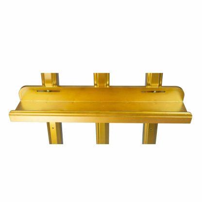 Ornate Display Easel - Gold