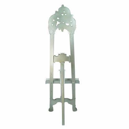 Ornate Display Easel - Silver