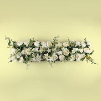 Flower WallEdging Or Table Runner