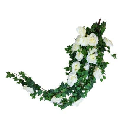 Rose and Ivy Garland FLW017 1