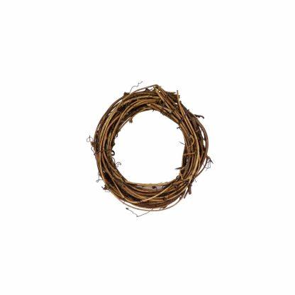 Rattan Round Wreath RAT001