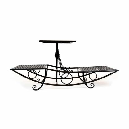 Three Tier Boat Cake Stand ST003