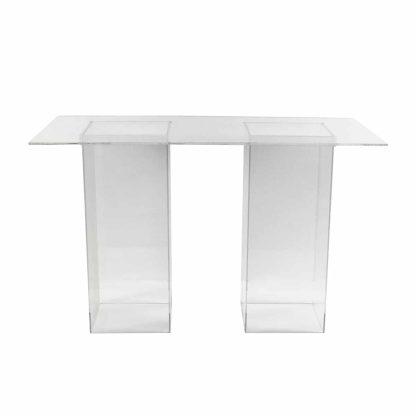 Acrylic Display Table PED033