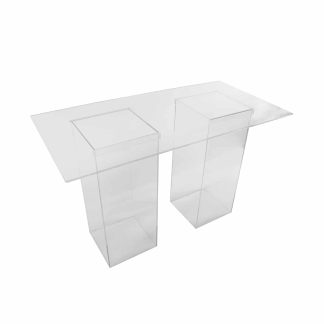 Acrylic Display Table PED033_2