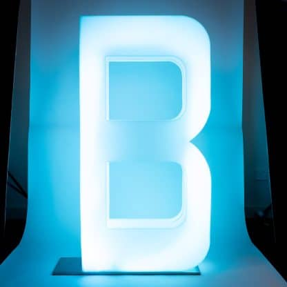 Light Up Letters - B