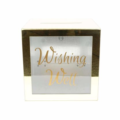 Acrylic Mirror Clear Wishing Well