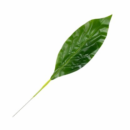 Artificial Canna Lily Leaf