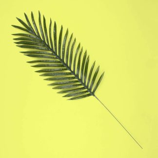 Artificial Cycas Palm Leaf - 84cm
