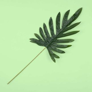 Artificial Philodendron Leaf - 85cm