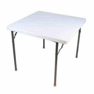 Square Trestle Table