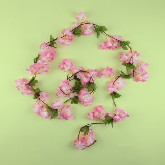 Blossom Garland - Bright Pink